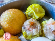 "鮮蝦燒賣皇 / ""Pork & Shrimp Dumplings (shumai)"""