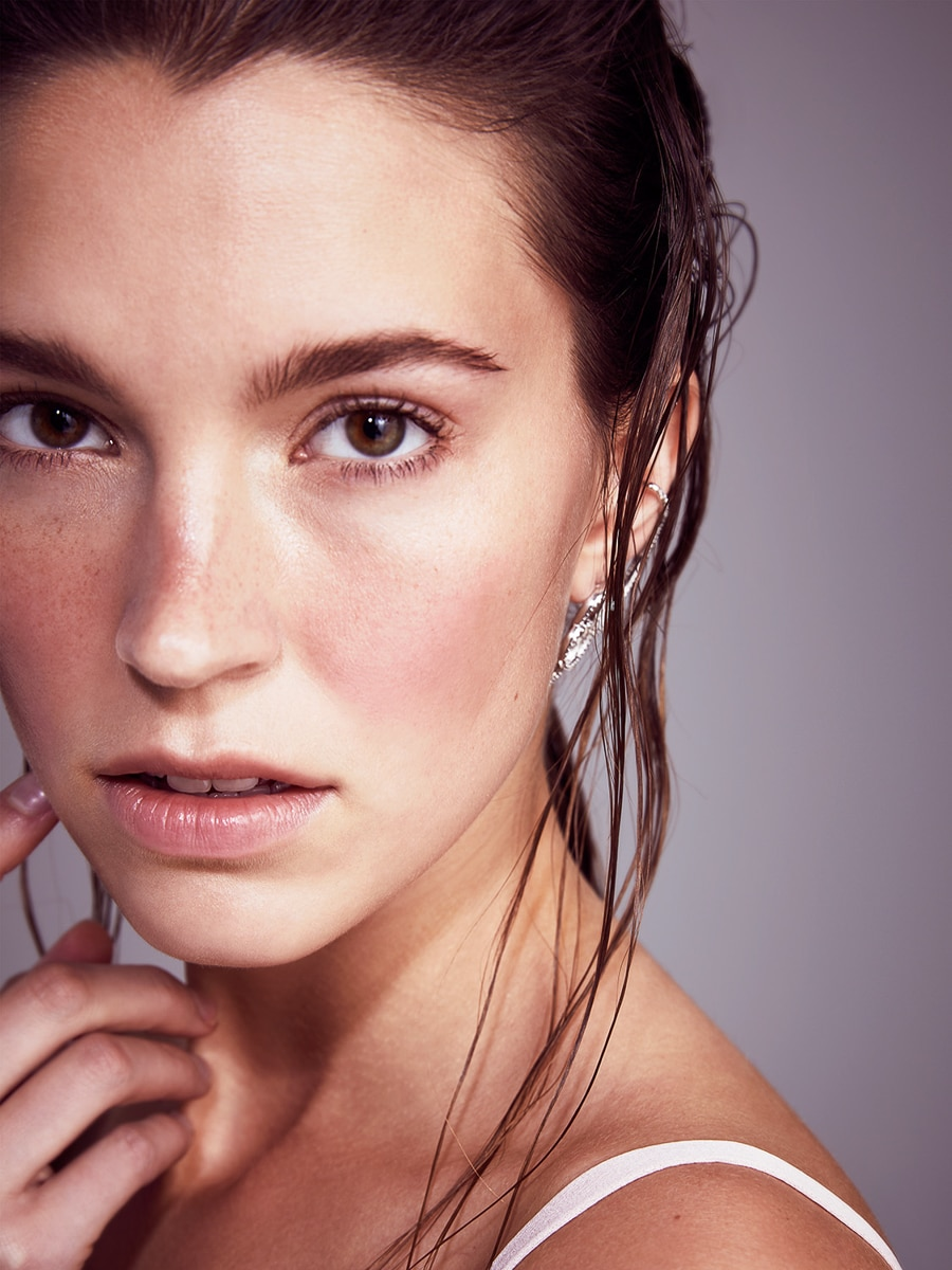Remi Pyrdol Newest Beauty Editorial With Amalie Schmidt And Eliza Hartmann Fashion Editorials
