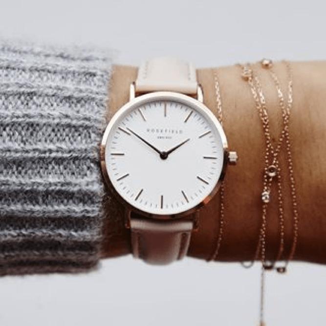 armbandjes voor bij horloge