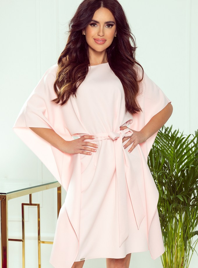 Rochie Butterfly Roz Pastel