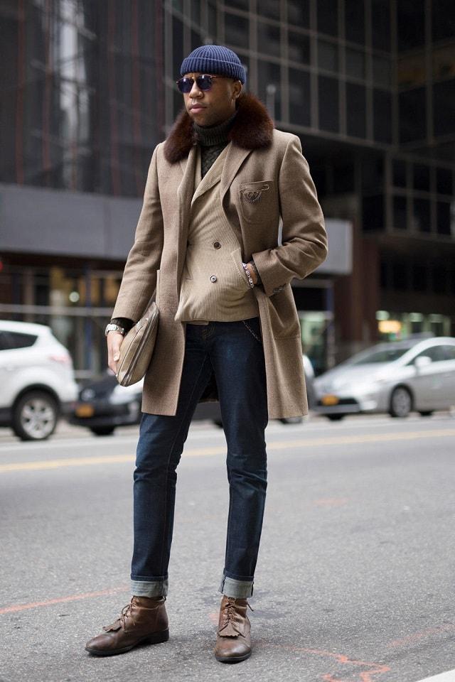 Mens Fall Winter 2017 Street Style