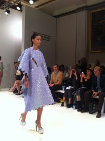 London Fashion Week, Swedish School of Textiles