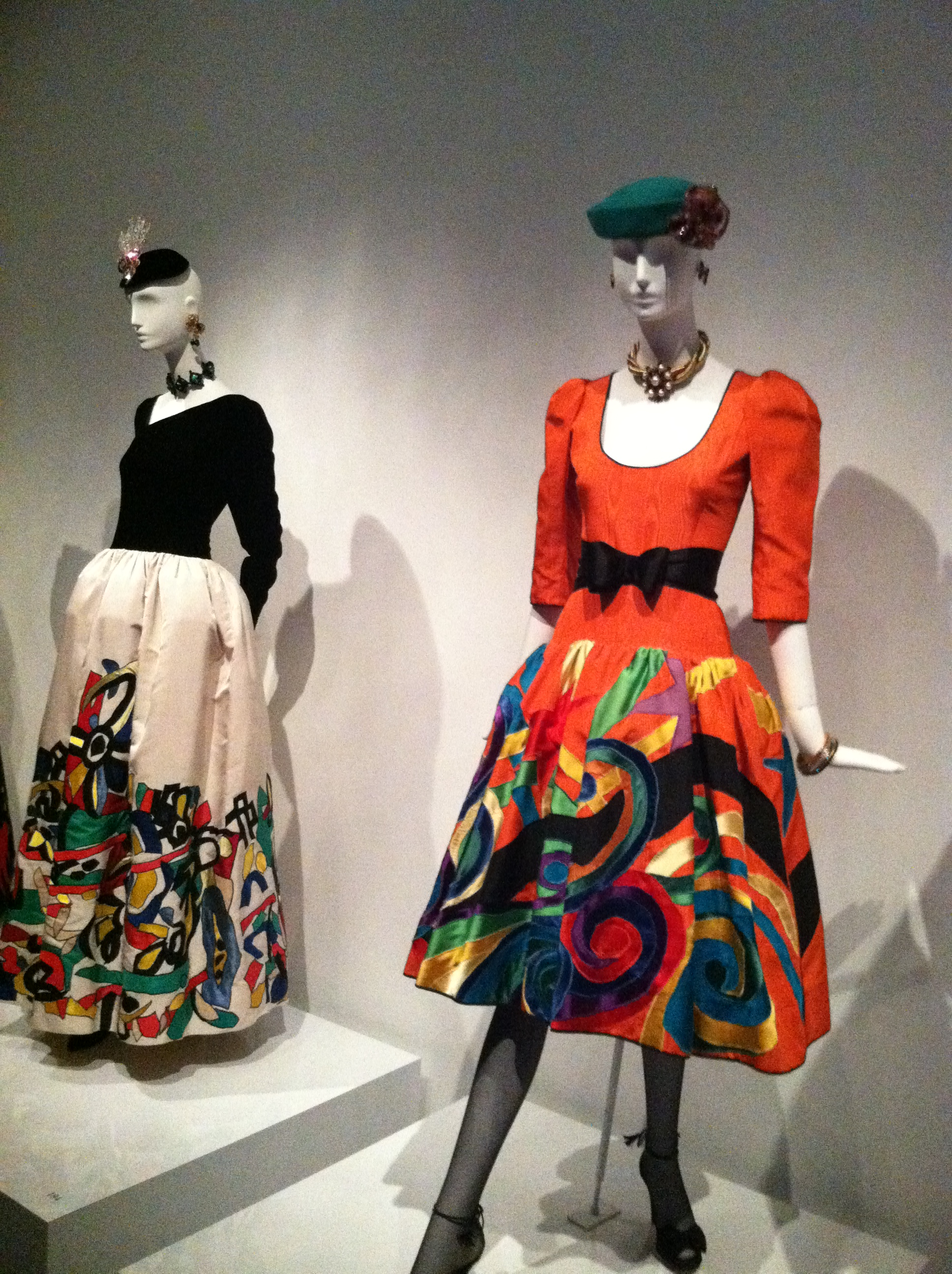 On The Eve Of Yves Saint Laurent Retrospective Opening Denver Art Museums Drawing A Fashion