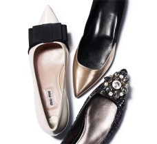 pointed shoes
