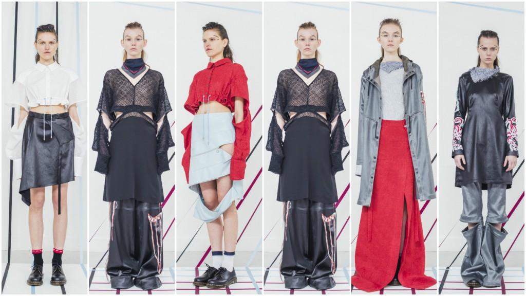 Danielle Romeril-london fashion week - aw16-2
