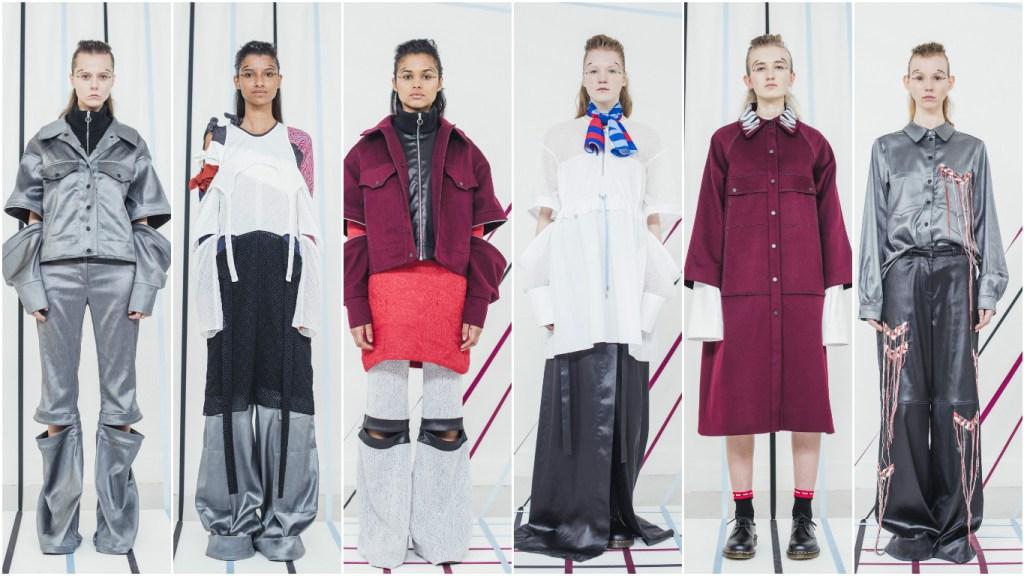 Danielle Romeril-london fashion week - aw16