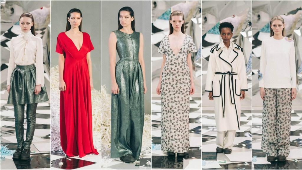 Edeline Lee London Fashion Week 2