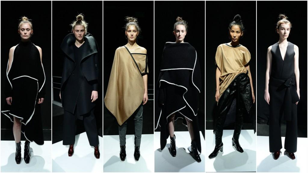 Sid Neigum london fashion week 2016-2