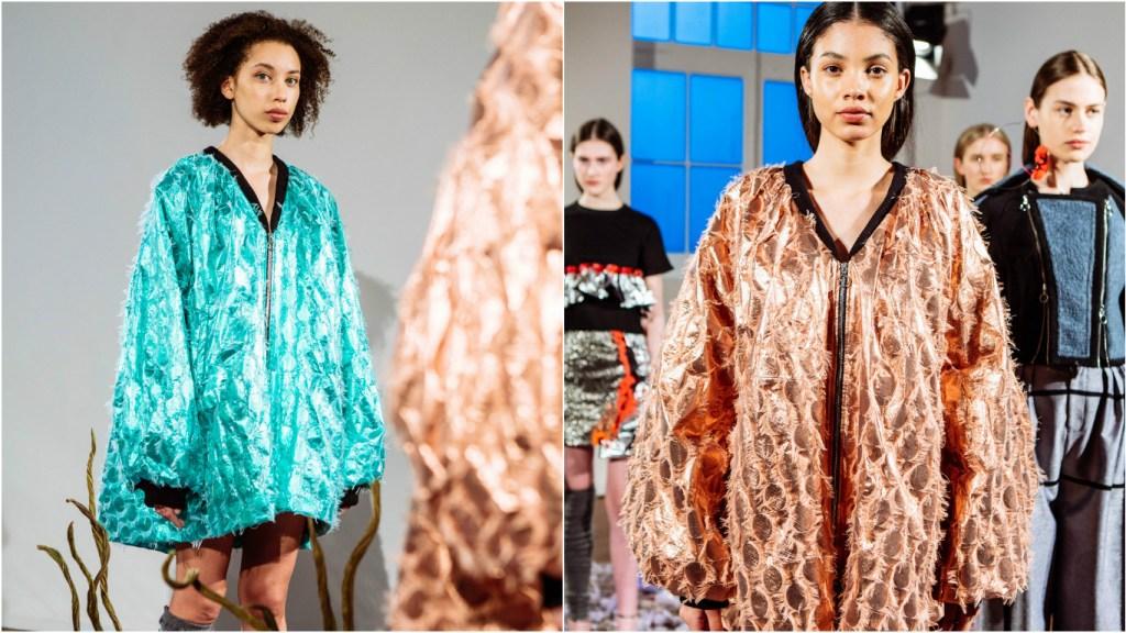 minki cheng london fashion week 7