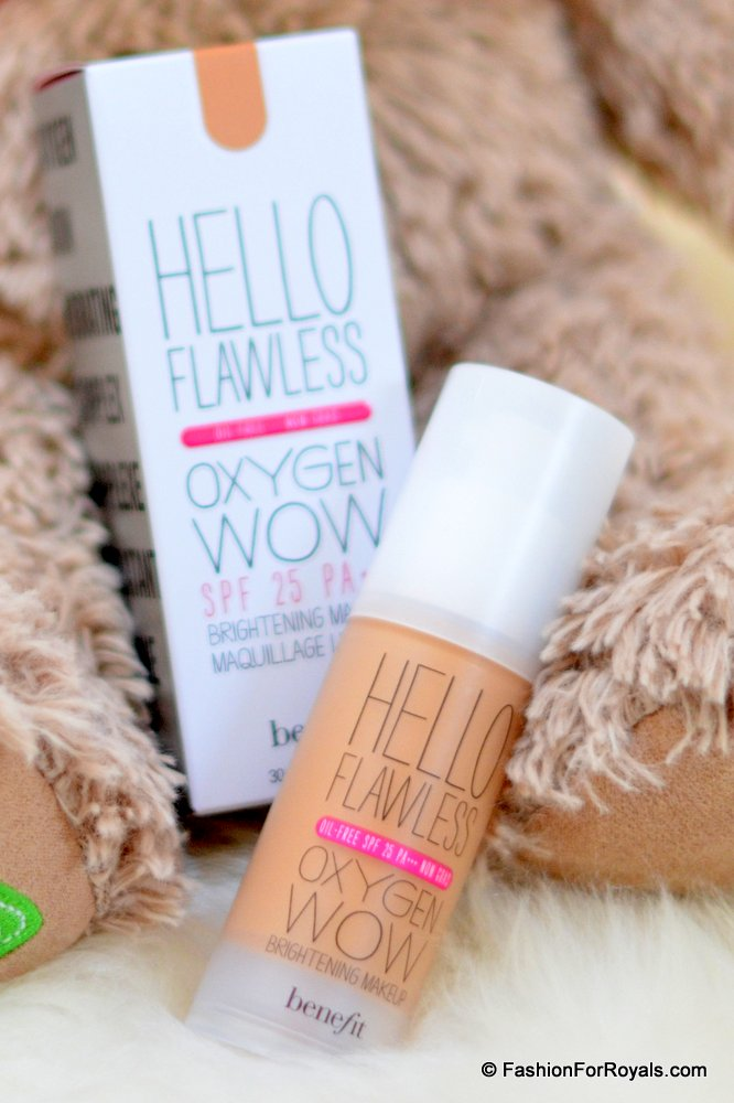 Benefit Cosmetics - Hello Flawless Oxgen Wow