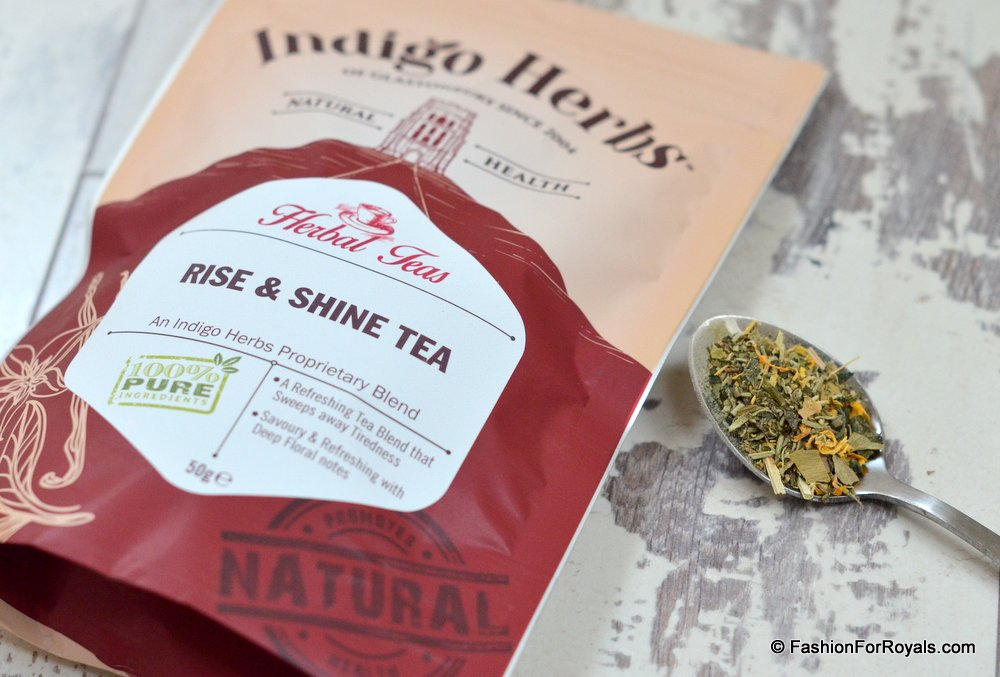 Indigo Herbs Rise and Shine Tea-1