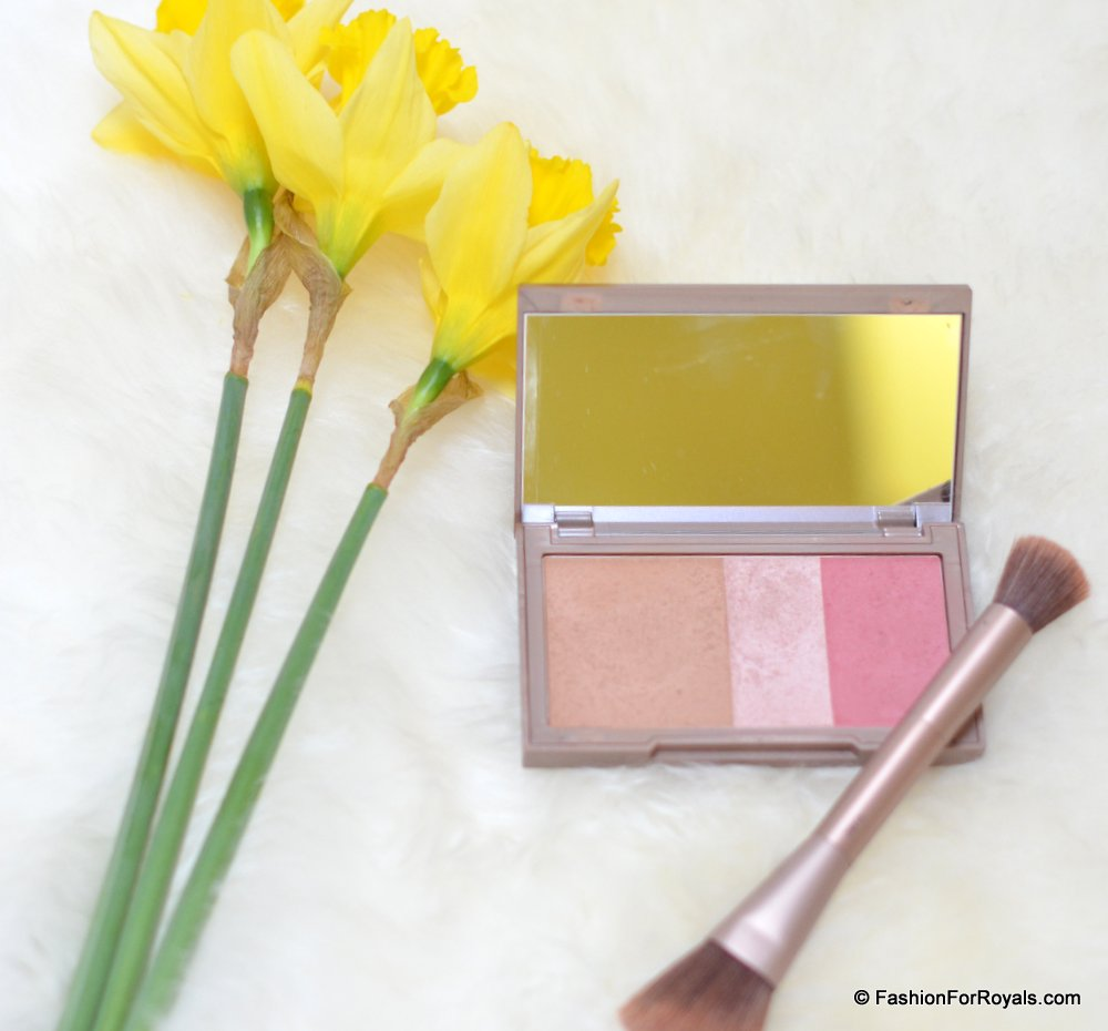 Naked Urban Decay Flushed Pallete Review 2