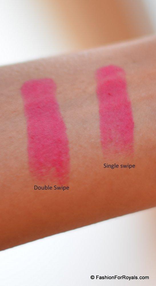 Shu Umera Lipstick - Swatch Pink 355