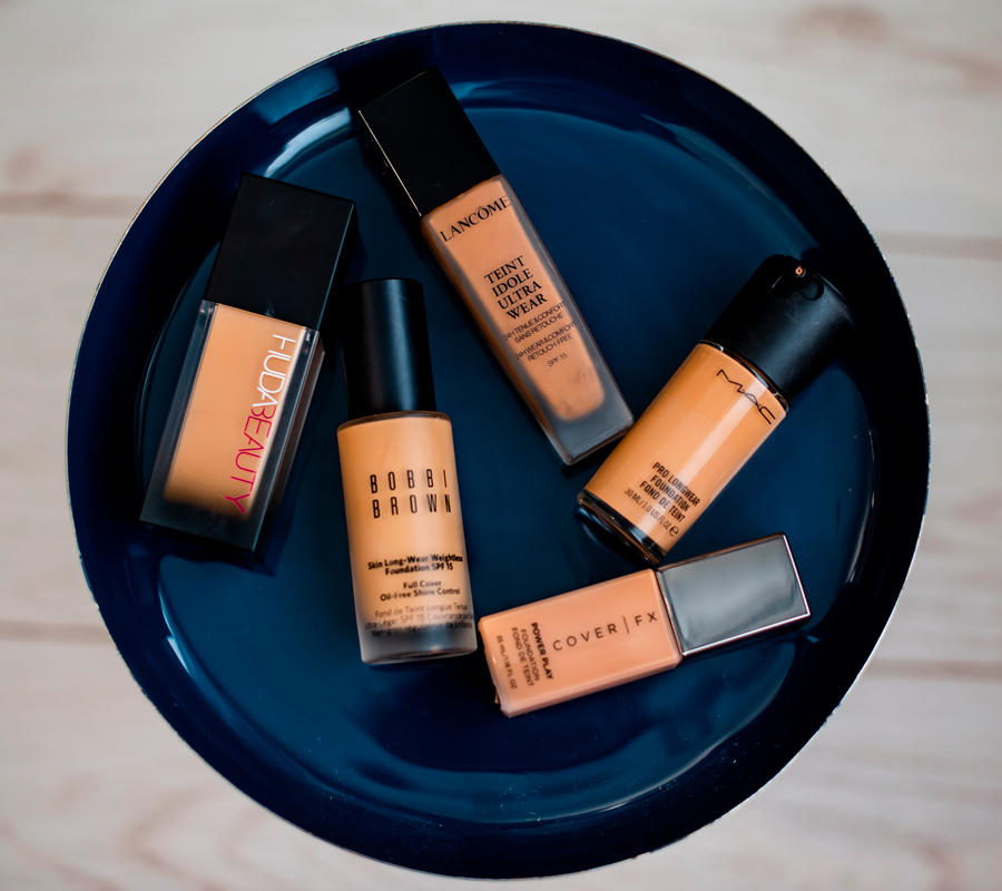 Best 5 Foundations - Tested & Tried