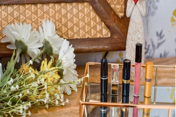 Five favourite nude lipsticks