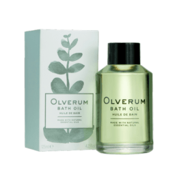 Olverum bath oils