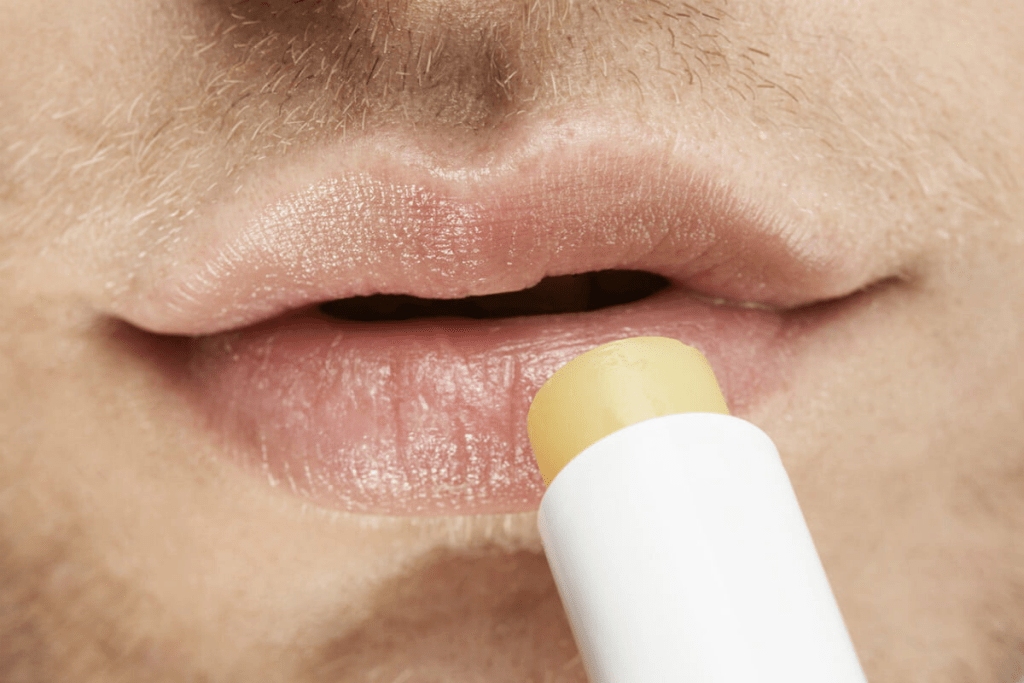 lip balm for men