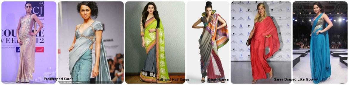 Saree Trends for Festive Season 2013