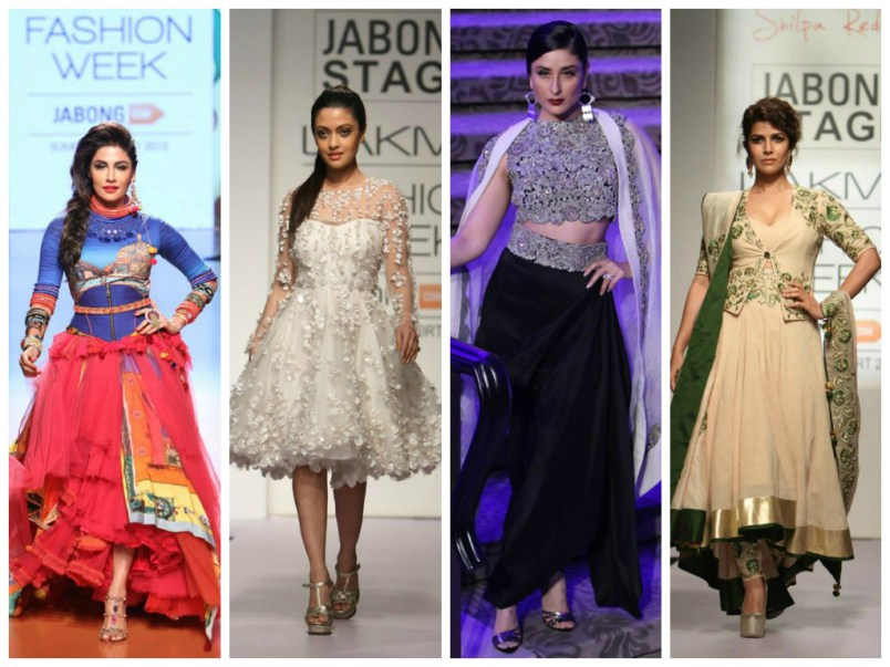 Lakme Fashion Week- Day 6