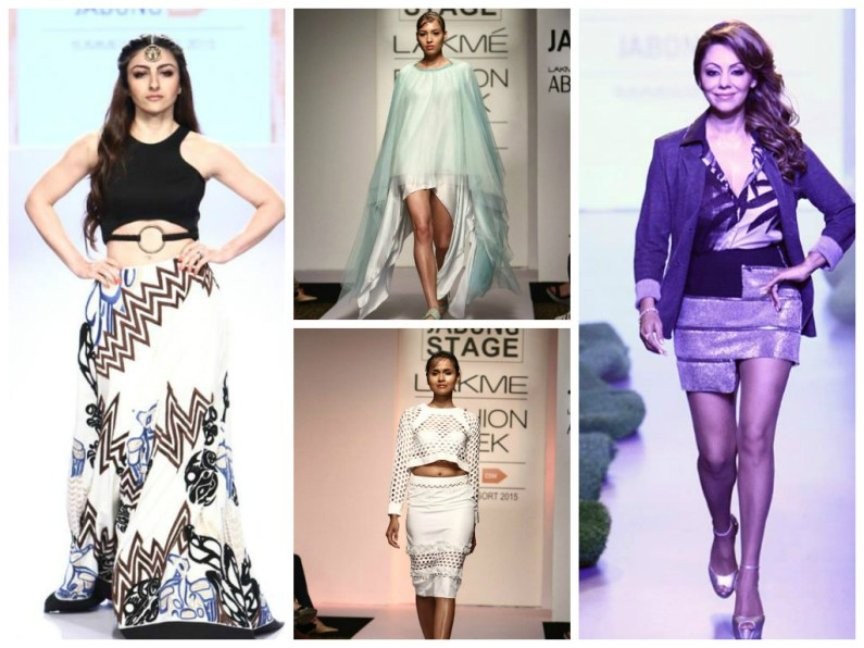 lakme fashion week 2015 Day 4
