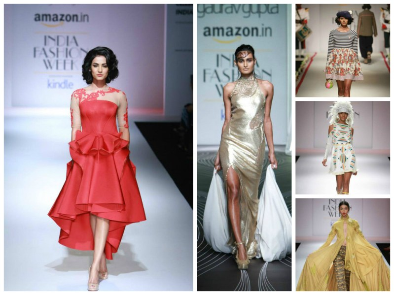Amazon India Fashion Week Day 4