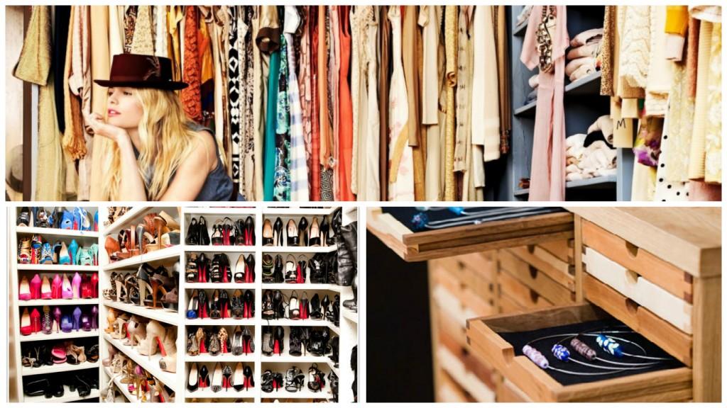 Organizing Wardrobe