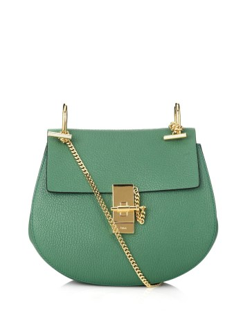 chloe-green-drew-small-leather-shoulder-bag-product-5-626681344-normal