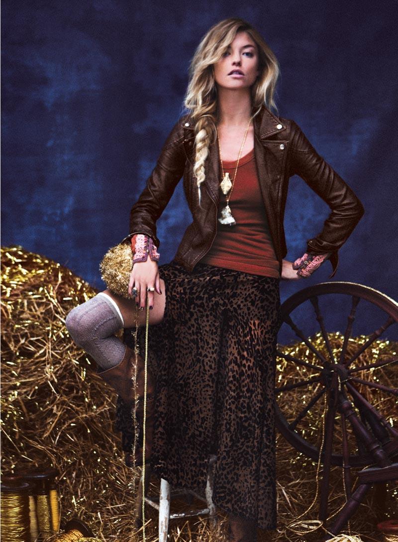 р fairy12 Anais Pouliot и Andreea Дьякону звезды в свободных народов Fairytale Каталог Inspired ноября