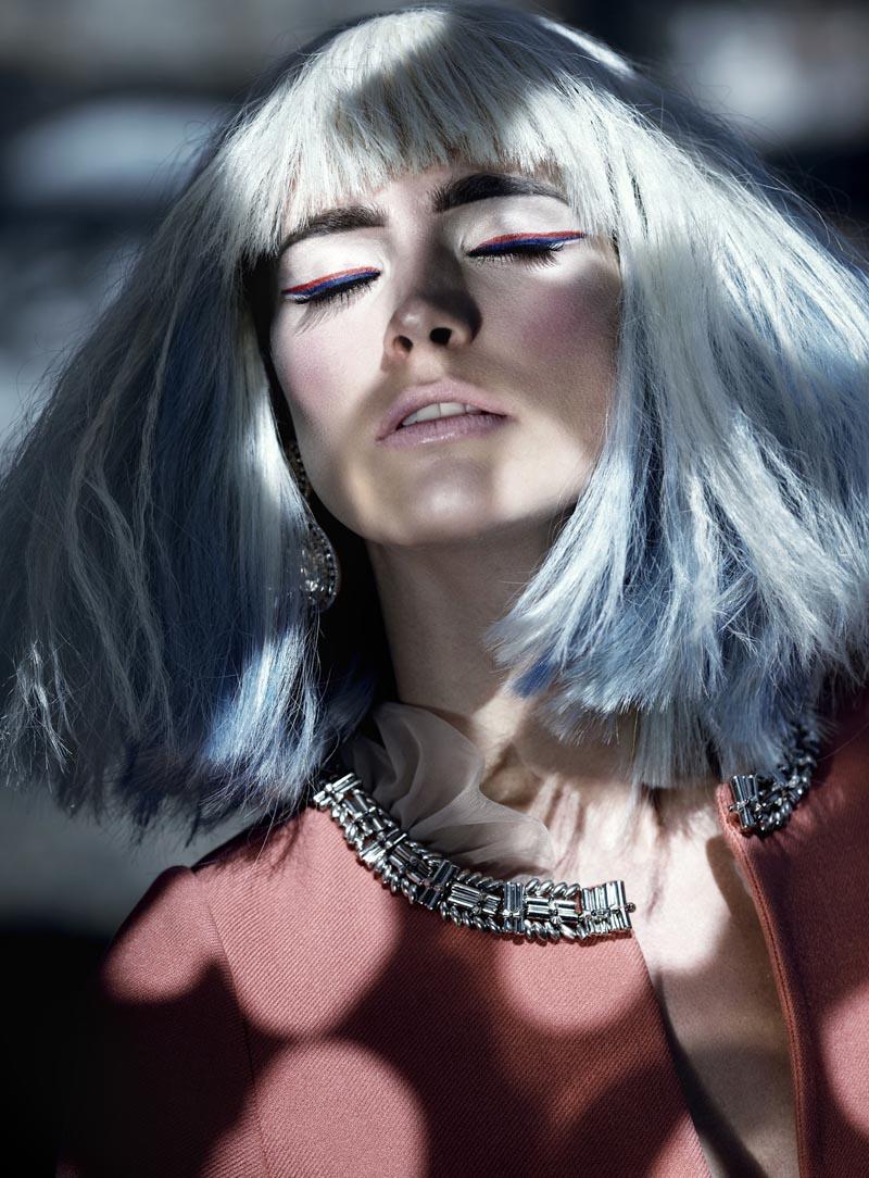 rose6 Koray Парлак Побеги Гламур с краю для Elele Magazine Ноябрь 2012