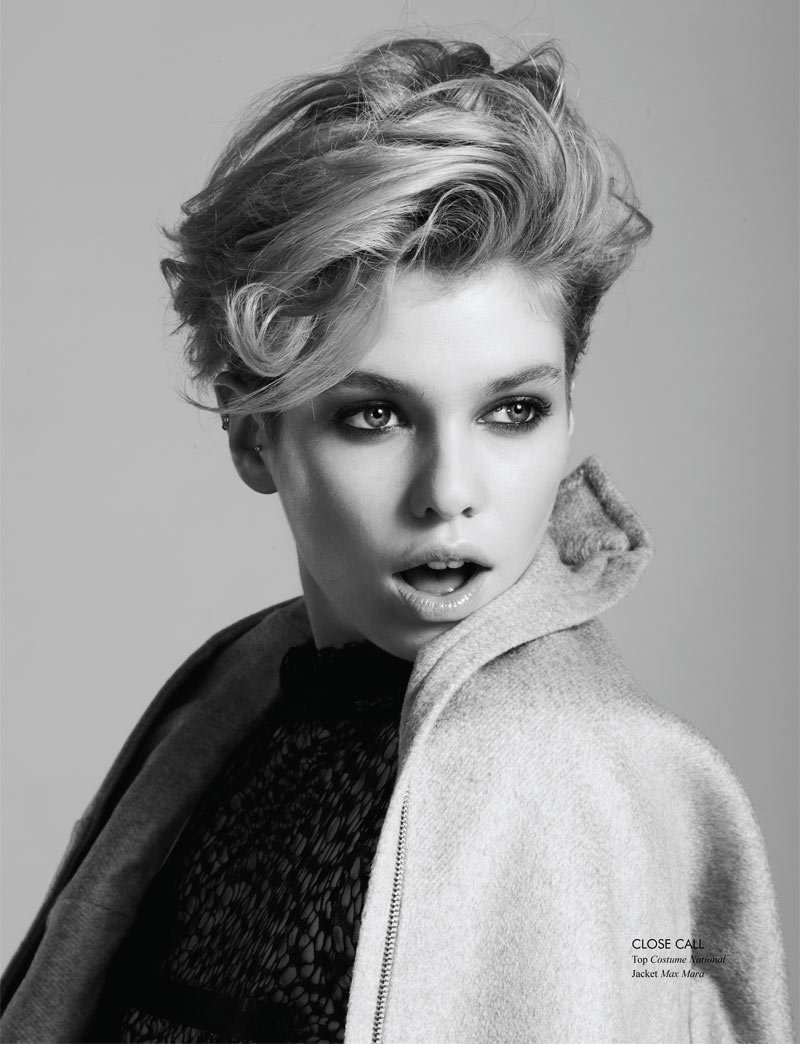 Stella Maxwell By Markus Ziegler In Color Pop For