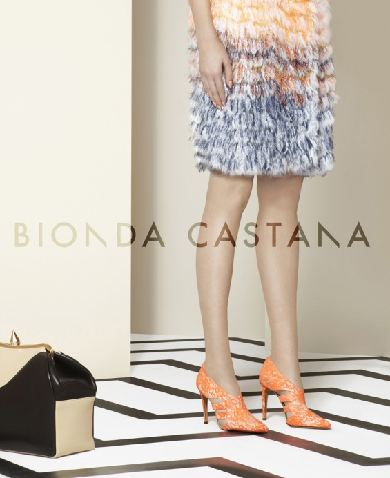 bionda5 Bionda Castanas Spring/Summer 2013 Campaign is All About the Shoes