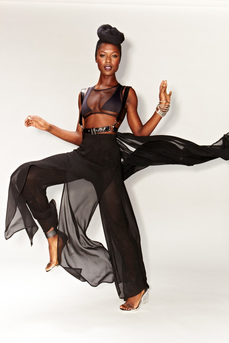 JodieSmith1 Nasty Gal Taps Jodie Smith for its Loud and Clear Lookbook