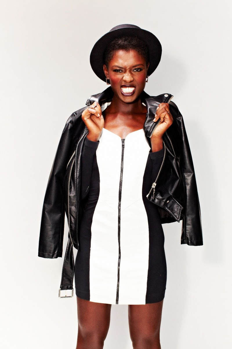 JodieSmith2 Nasty Gal Taps Jodie Smith for its Loud and Clear Lookbook