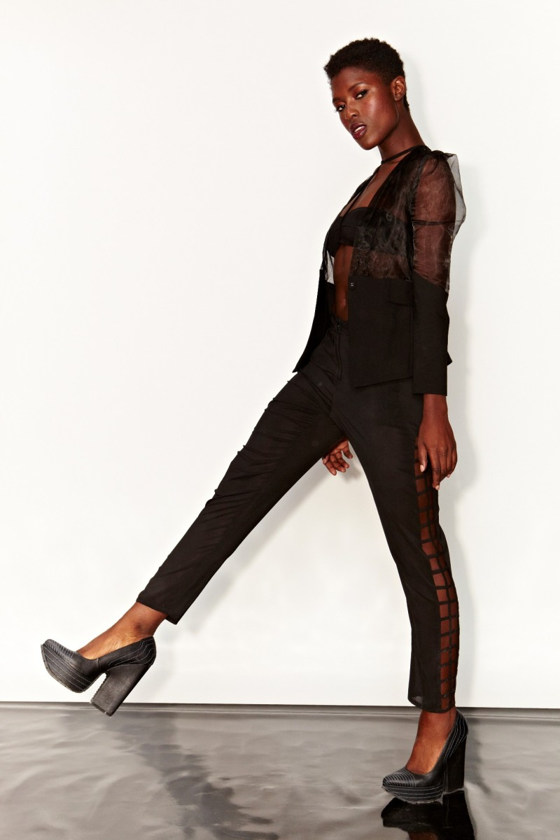 JodieSmith23 Nasty Gal Taps Jodie Smith for its Loud and Clear Lookbook