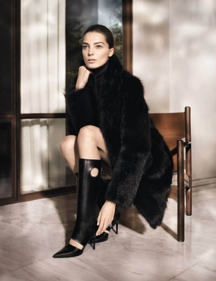 salvatore ferragamo fall3 From Saint Laurent to Armani: A Roundup of the Fall Campaigns (So Far)