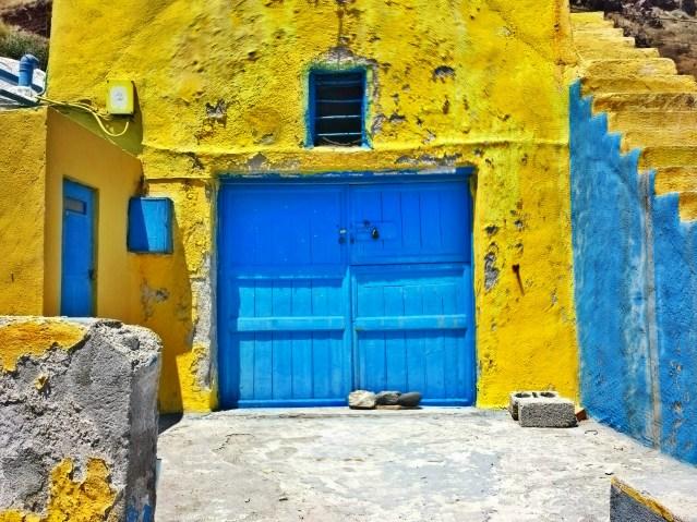 therassia old village greece