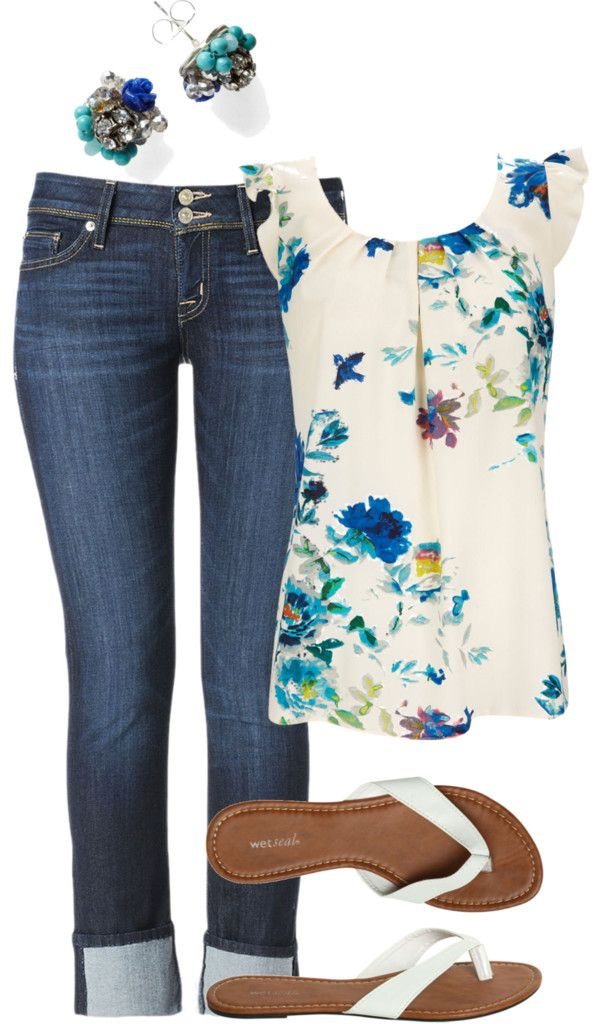 Adorable Easy To Wear Outfit Ideas To Rock This Summer (16)