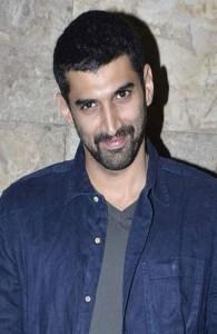 Aditya Roy Kapur Short Hairstyle