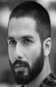 Shahid Kapoor Short Hairstyle