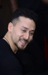 Tiger Shroff Short Hairstyle