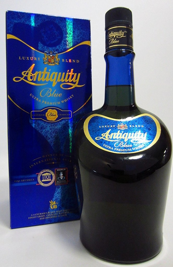 Antiquity Blue Whishky