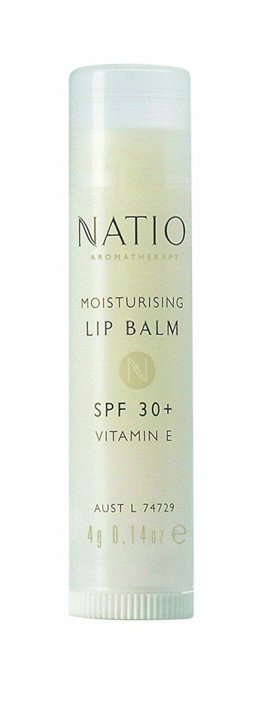 Natio Aromatherapy Moisturising Lip Balm SPF 30+