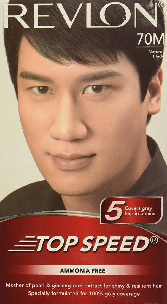 Revlon Top Speed Hair Color Man