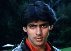 Salman Khan Hairstyle in Maine Pyar Kiya
