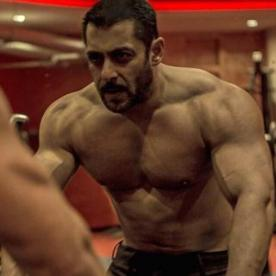 Salman Khan Hairstyle in Sultan