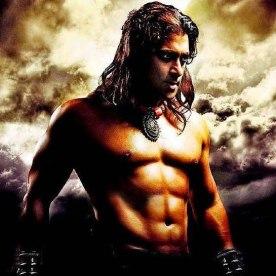 Salman Khan Hairstyle in Veer