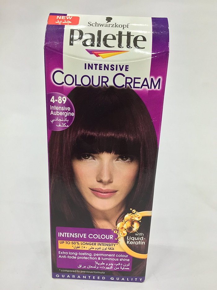 Schwarzkopf Palette Intensive Hair Colour Cream