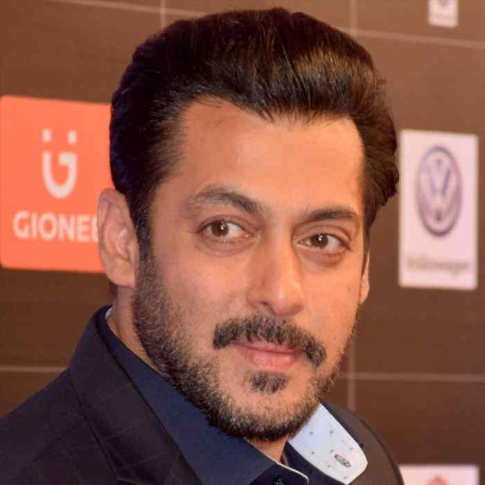 Salman Khan Hairstyles: Best Salman Khan Haircut that Give a ...