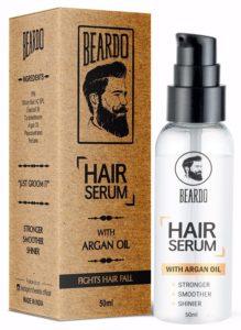 Beardo Hair Serum With Argan Oil