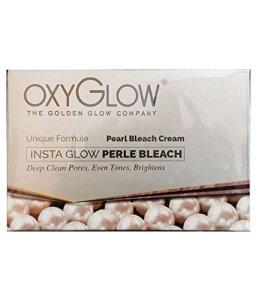 Oxyglow Insta Glow Pearl Bleach Cream